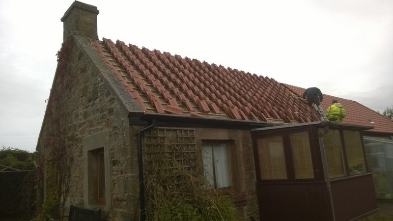 J Amp D Roofing And Building Services East Lothian Trusted