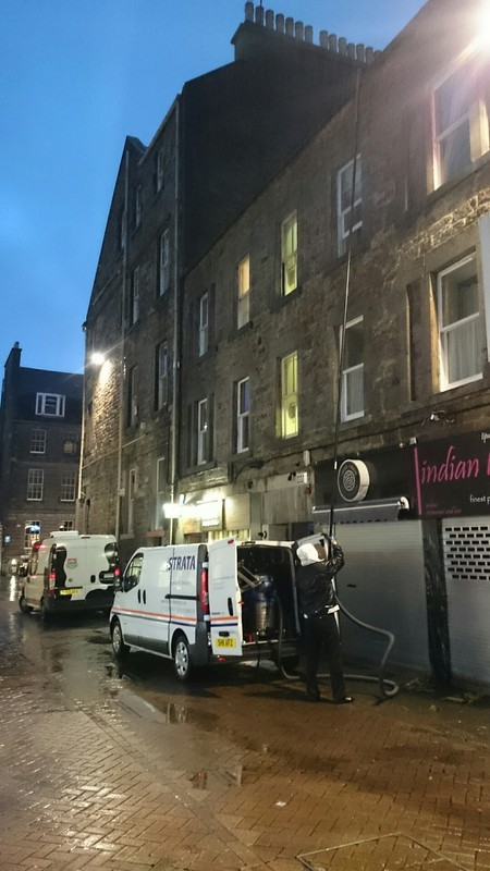 Strata Cleaning Ltd Edinburgh Trusted Trader