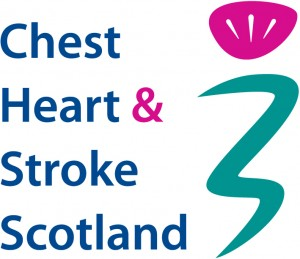 The Chest, Heart & Stroke Scotland charity