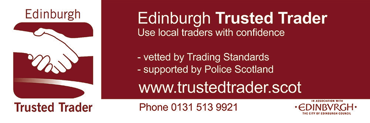 Edinburgh Trusted Trader with Lothian Buses
