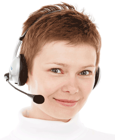 TrustedTrader phone operator image