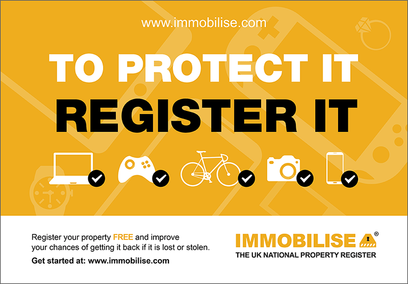 immobilise database image