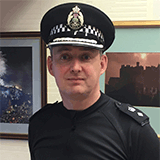 Chief Superintendent Kenny MacDonald - Police Scotland, Edinburgh Divisional Commander